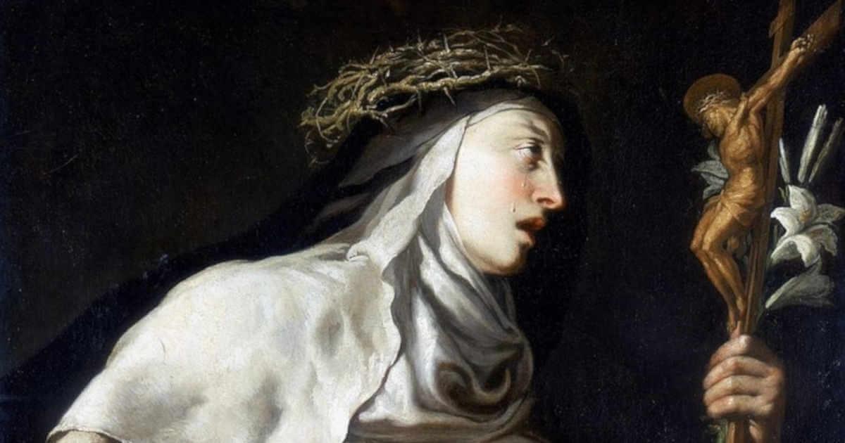 Saint Teresa of Ávila, Virgin and Doctor - My Catholic Life!